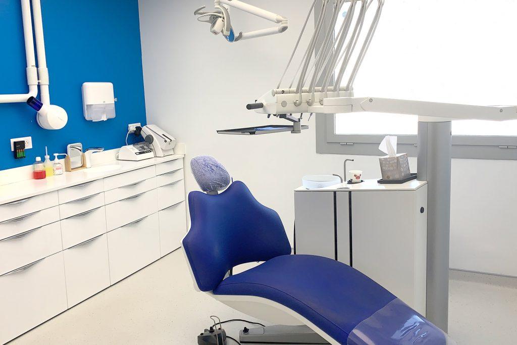 Image du cabinet, salle de soin numéro 3